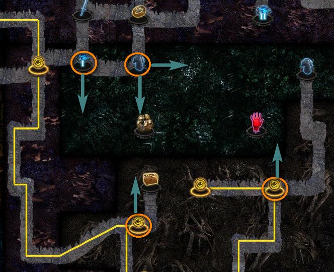 How to find hidden Delve Rooms/Pathways – POELab