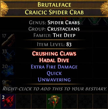 Craiceann, First of the Deep – POELab